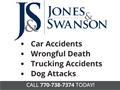 Jones & Swanson, LLC | Personal Injury Attorney