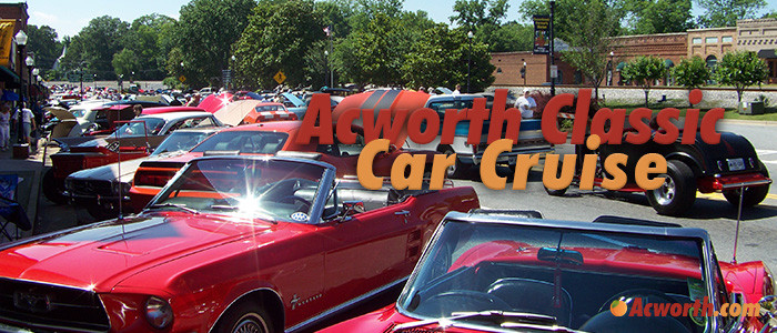 Acworth Classic Car Show