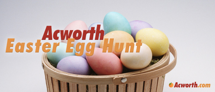 Acworth Easter Egg Hunt